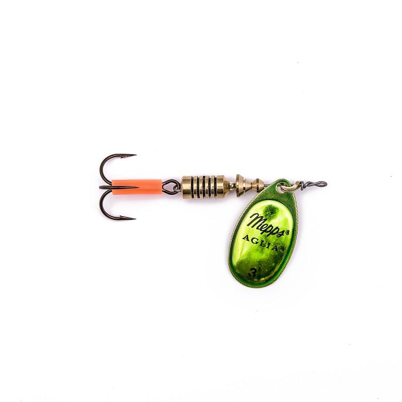 Aglia Platium GREEN #3
